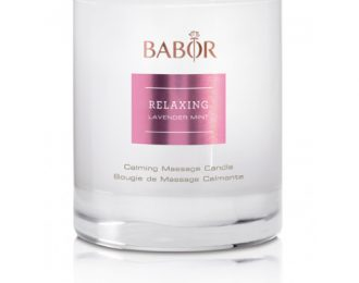Calming Massage Candle