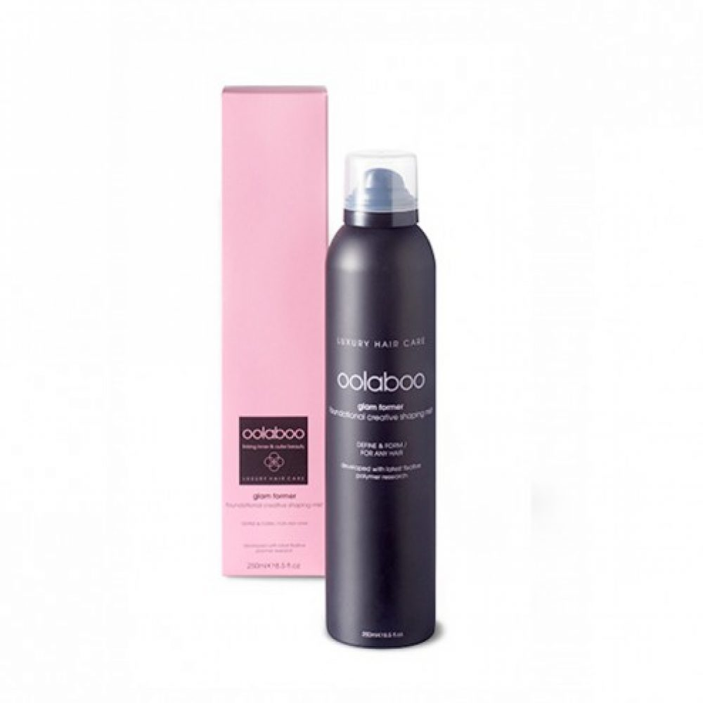 Oolaboo Glam Former Foundational creative shaping mist