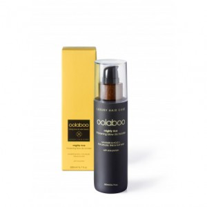 Oolaboo Mighty Rice Mighty rice thickening blow dry booster