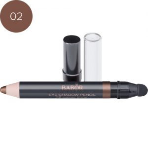 BABOR Oogschaduw Eye Shadow Pencil 02 copper brown multifunctioneel Eye Shadow Pencil