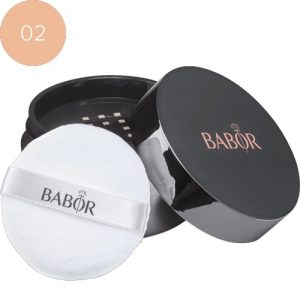 BABOR AGE ID Make-up Mineral Powder Foundation 02 medium voor de gevoelige huid