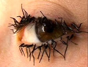 spinnepoten mascara