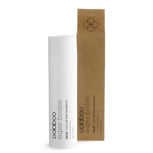 Oolaboo | 01 best stuff to use as your first step to clean your hair COLOUR STAY SHAMPOO for color treated hair with cranberry