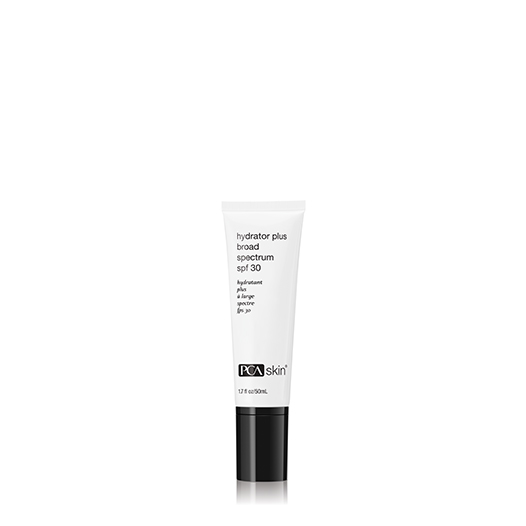 Hydrator plus broad spectrum spf 30 PCA zonneproducten