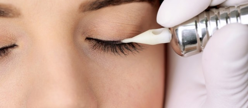 Permanente make-up Eye-LinerGroningen Drenthe, Haren Assen Eelde-Paterswolde